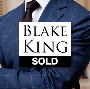 Blake King sold