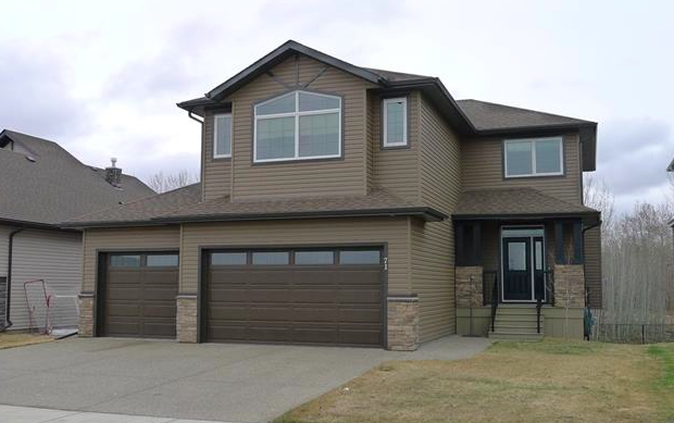 court ordered home sale in olds