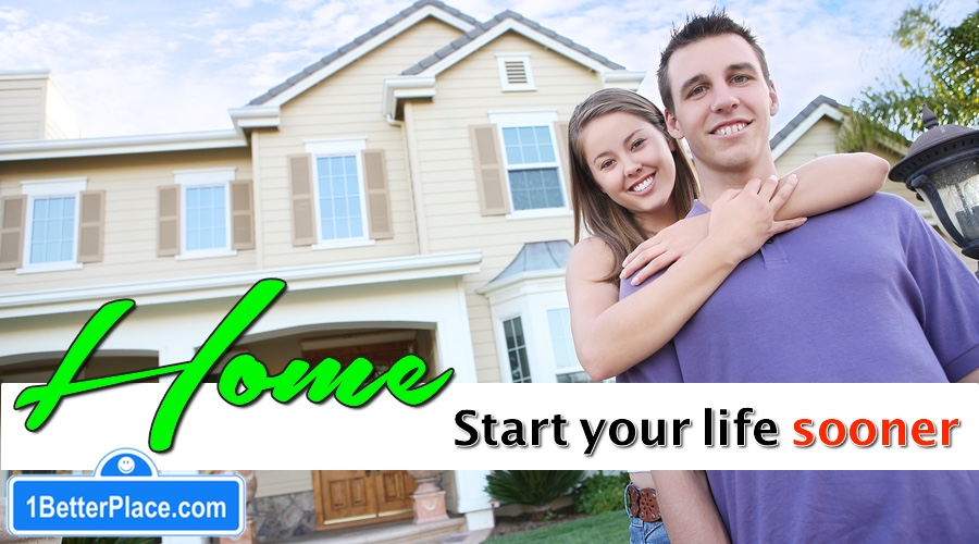 your first home purchase