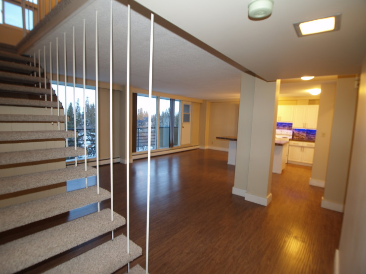 Penthouse for sale red deer