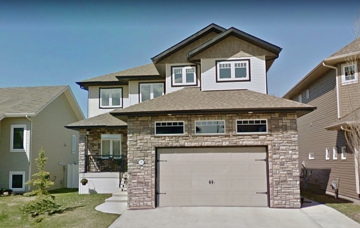 foreclosure home red deer